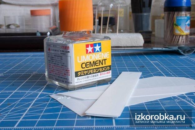 """Изготовление пластика различной толщины из """"Доширака"""""""