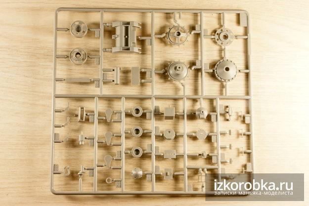 """Литник Т-14 """"Армата"""", ARK models 1:35"""