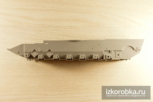 "Ванна корпуса Т-14 ""Армата"", ARK models 1:35"