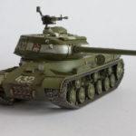 Сборная модель танка ИС-2, Звезда, масштаб 1/72