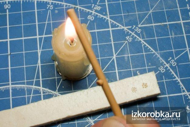 Изготовления заклепок с круглыми шляпками любого диаметра из литника