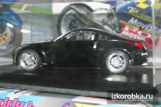 Модель Nissan 350Z