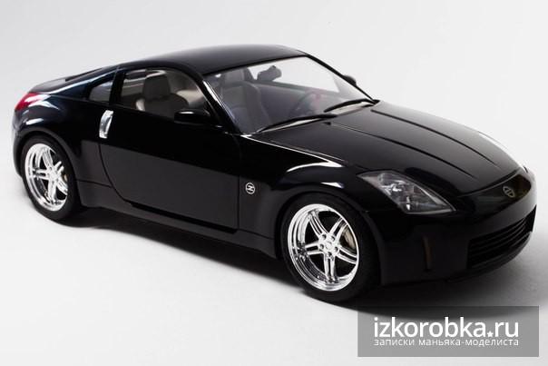 Nissan 350Z, Автор: Вячеслав Скворцов