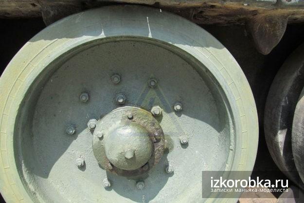 Катки СУ-100