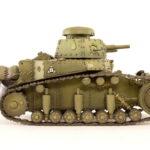 Модель танка Т-18 МС-1. Масштаб 1/35. Восточный экспресс